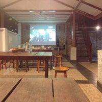 Photo taken at Dusun Bay Restaurant & Cafe by Deanna on 8/31/2014