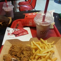Photo taken at KFC by Deby O. on 9/22/2014
