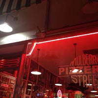 Photo taken at Mulberry Street Pizzeria by Haifa T. on 7/29/2014