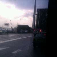 Photo taken at Tesselsebrug by Monique on 11/29/2012