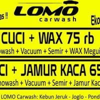 Photo taken at Suranta Jaya Car Wash by LOMO Carwash 24 Jam Jakarta on 1/23/2016