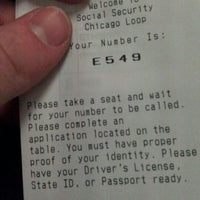 Photo taken at Social Security Office by Calvin H. on 1/18/2013
