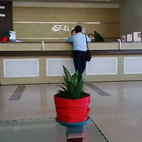 Photo taken at Aston Ketapang City Hotel by sony h. on 4/8/2015