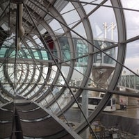 Photo taken at Paris Charles de Gaulle Airport (CDG) by Pataraphol A. on 10/3/2013