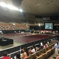 Photo taken at Arizona Veterans Memorial Coliseum by David G. on 5/23/2013