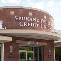 Photo taken at Spokane Federal Credit Union by Spokane Federal Credit Union on 2/11/2014