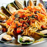 Photo taken at Arya Global Cuisine by Arya Global Cuisine on 8/22/2014