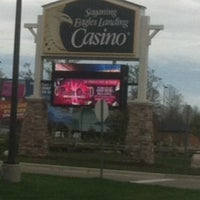 Saganing eagles landing casino