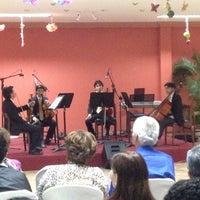 Photo taken at Sociedad Italiana Garibaldi by Daniel P. on 11/29/2013