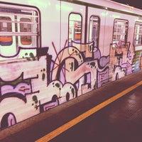 Photo taken at Metro Automatica Osp. S. Raffaele by Egor M. on 1/6/2013