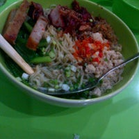 Photo taken at Mie Jakarta by Epiphany S. on 6/2/2013