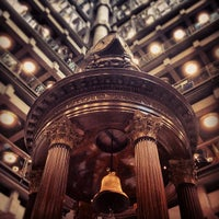 Photo taken at Lloyd's of London by Mark S. on 9/22/2012