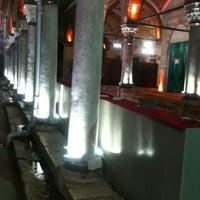 Photo taken at Yeni Cuma Camii by Atakan S. on 12/14/2013