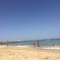 Photo taken at Praia da Batata by Marzzz on 9/4/2016