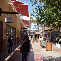 Photo taken at Las Vegas North Premium Outlets by Richard G. on 5/24/2013