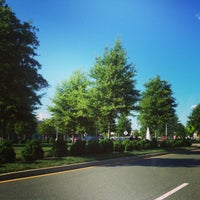 Photo taken at The Shops at White Oak Village by Ronnie B. on 6/14/2013