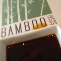 Photo taken at Bamboo Sushi by Nathanael S. on 8/3/2013