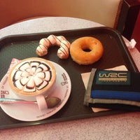 Photo taken at Mister Donut by HIN SPEED H. on 1/28/2016