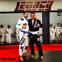 Photo taken at Legacy Martial Arts by Robert B. on 5/8/2013