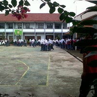 Photo taken at SMAN 1 Cicalengka by Mia A. on 7/15/2013
