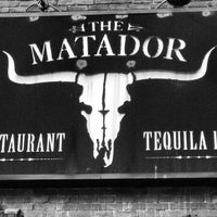 Photo taken at The Matador by Aaron S. on 3/29/2013