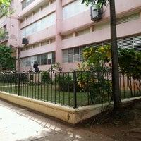 Photo taken at Facultad de Humanidades UASD by Miguelyn P. on 6/17/2013