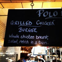 Photo taken at Polo Bar by Sean R. on 7/20/2013