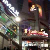 Photo taken at Scotiabank Theatre by Esmat M. on 6/14/2013