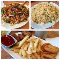 Photo taken at Sunway Restaurant 利苑食坊 by Patricia C. on 5/7/2014