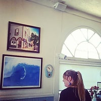 Photo taken at Holly's Lighthouse Cafe by Yaniv Y. on 4/11/2015