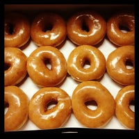 Photo taken at Krispy Kreme by karluSChka on 4/19/2013