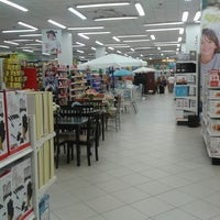 Photo taken at Diunsa Superstore by Jonathan C. on 6/3/2013