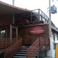 Photo taken at Fogo & Chama Steak House by Natercia L. on 5/20/2013