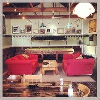 Photo taken at Park Village Studios by Simon B. on 5/1/2013