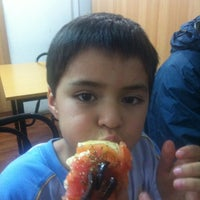 Photo taken at Sandwicheria El sabor de Toñito by cesar ricardo a. on 5/16/2013