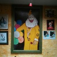 Photo taken at Clowns by Søren R. on 6/9/2013