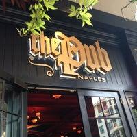 Photo taken at The Pub Naples by Rosie Annetta J. on 6/28/2013