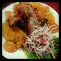 Photo taken at Restaurante Campestre El Alamo by Debora P. on 10/9/2013