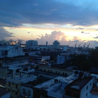 Photo taken at Edificio Pazos by Alex T. on 8/31/2013