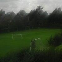 Photo taken at Trinity Hall, Wychfield Site by Faisal F. on 8/8/2012