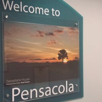 Photo taken at Pensacola International Airport (PNS) by Edna H. on 5/15/2013