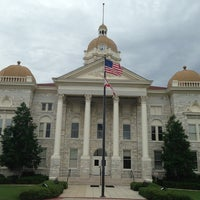 Photo taken at Shelby County Courthouse by J F. on 6/9/2013