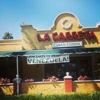 Photo taken at La Carreta by gio613 on 3/7/2013