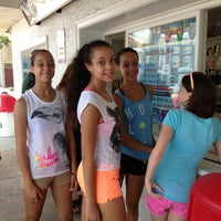 Photo taken at Rita's Water Ice by Lisa P. on 7/18/2013