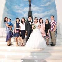 Photo taken at Gereja Katolik Roh Kudus by Tanti S. on 9/25/2016