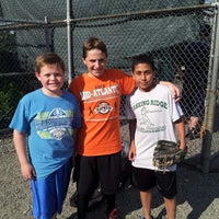 Photo taken at The Yard @ Cal Ripken Baseball Field by Mark P. on 6/15/2013