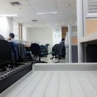 Photo taken at Bank Bukopin S.Parman, Jakarta by Miftah S. on 11/4/2013