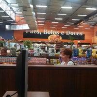 Photo taken at Superluna Supermercados by Roque V. on 6/15/2013