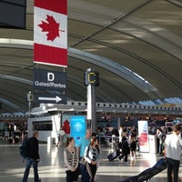 Photo taken at Toronto Pearson International Airport (YYZ) by Renan C. on 6/30/2013