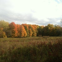Photo taken at Blandford Nature Center by Leigh-Cheri on 10/7/2012